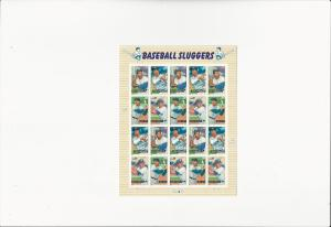 Baseball Sluggers  Scott #4083a
