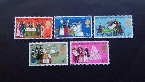 Great Britain 1970 Anniversaries Mint