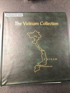 Vietnam 1958-2003 canceled stamps - 2 Albums