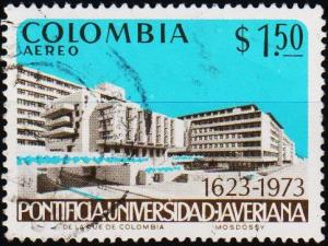 Colombia. 1973 1p50 S.G.1332 Fine Used
