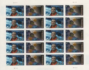 US 4527-4528 MNH PROJECT MERCURY COLLECTOR SHEET