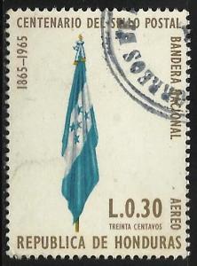 Honduras 1966 Air Mail Scott# C400 Used