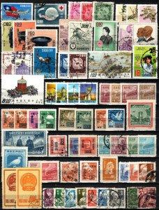 Worldwide  Lot-   China (X1002)