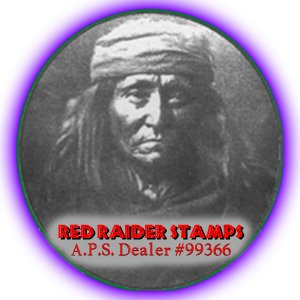 Red Raider Stamps