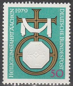 Germany #1297  MNH   (S8240)