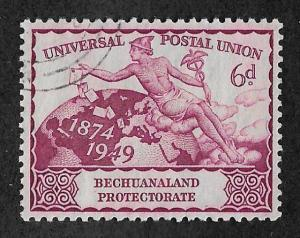 151,used Bechuanaland Protectorate