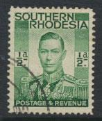 Southern Rhodesia  SG 40 Used