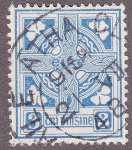 Ireland 111 USED 1941 Celtic Cross