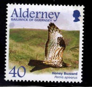 Alderney Bailiwick of Guernsey  Scott 188 MNH** Bird stamp