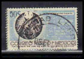 Mexico Used Very Fine ZA5559
