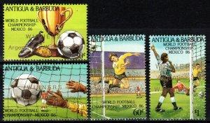 Antigua #963-6  MNH CV $8.20  (Z9994)