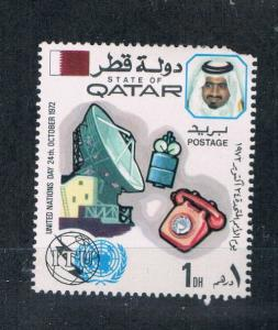 Qatar 323 MH Tracking Station (Q0053)