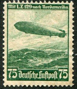 Deutsches Reich  Sc.# C 58  no gum