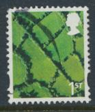 GB Regional Northern Ireland 1st Class SG NI95 SC#18 Used  Field View see det...