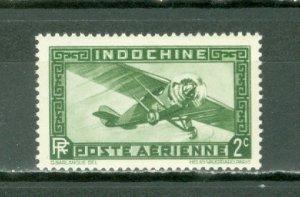 INDO-CHINA 1933 AIR #C2...MNH