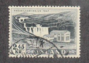 Iceland - 1956 - SC 294 - Used
