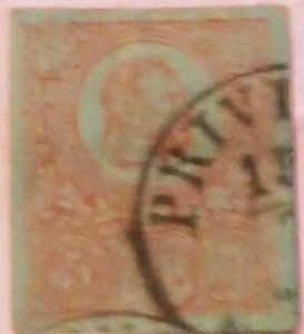Hungary 3a used  XF cv$110.00