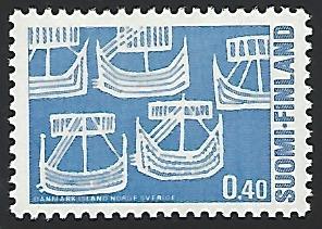 Finland #481 MNH Single Stamp