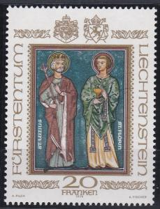 Liechtenstein 674 MNH (1979)
