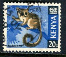 Kenya; 1966: Sc. # 23: O/Used Single Stamp