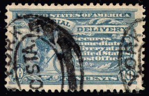 US STAMP #E11 10c Special Delivery 1917 USED STAMP #2