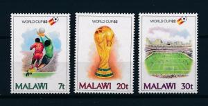 [59449] Malawi 1982 World Cup Soccer Football Spain MNH
