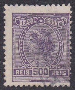 Brazil Sc #213 Used