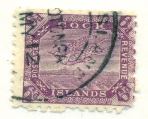 COOK ISLANDS #22, Used, Scott $29.00