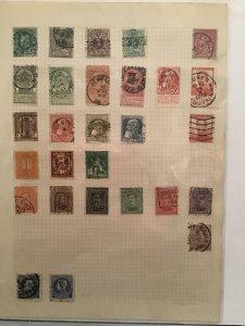 Belgium stamps sheet R24333