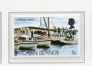 Pitcairn Islands MLH Scott Cat. # 165