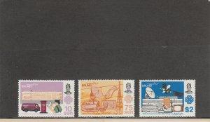 BRUNEI 294-296 MNH 2014 SCOTT CATALOGUE VALUE $4.15