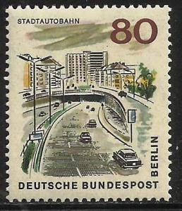 Germany Allied Occ Berlin 1965 Scott# 9N231 MNH