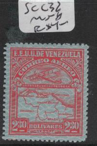 Venezuela SC C32 MNH (8dwh)