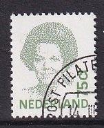 Netherlands  #773   cancelled  1991  Beatrix   75c