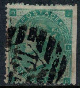 Great Britain #42  Plate #1  CV $260.00