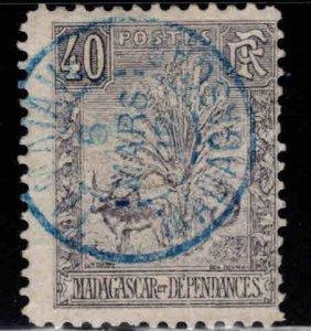 Madagascar Scott 72 Used stamp