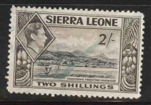 Sierra Leone Scott 182 Used stamp