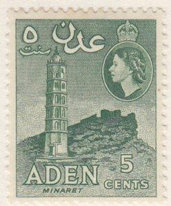 Aden, Sc 48, MH, 1953, Lighthouse