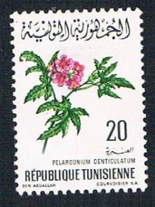 Tunisia 504 MLH Geranium (BP715)