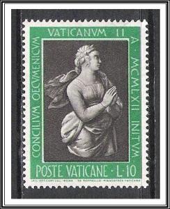 Vatican City #346 Ecumenical Council MNH