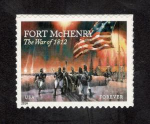4921 Fort McHenry US Single Mint/nh FREE SHIPPING