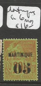 Martinique SC 6 MOG (8ckv)