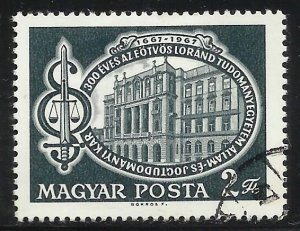 Hungary 1967 Scott# 1857 Used