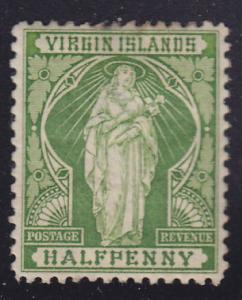British Virgin Islands 21 St. Ursula 1899