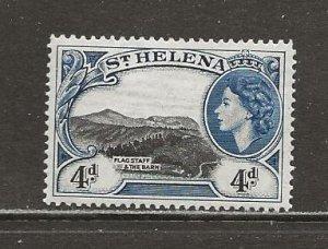 Saint Helena Scott catalog # 146 Unused Hinged See Desc