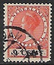 Netherlands # 176 - Queen Wilhelmina - used....{P3}