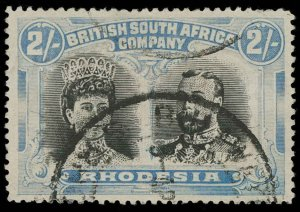 Rhodesia Scott 112a Gibbons 178 Used Stamp
