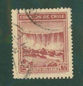 Chile 198 USED BIN $0.50