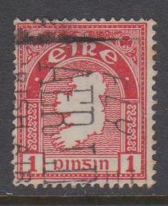 Ireland Sc#107 Used