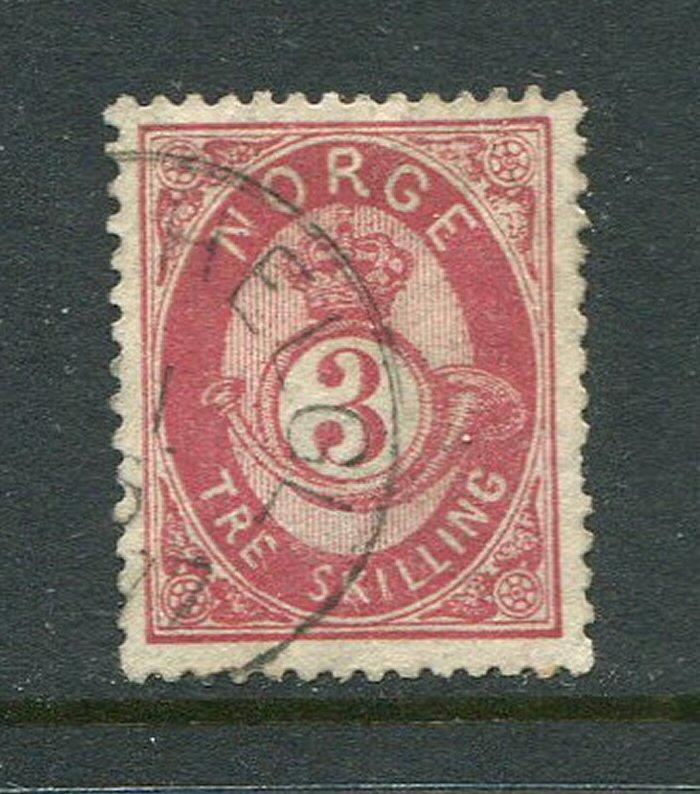 Norway #18 Used